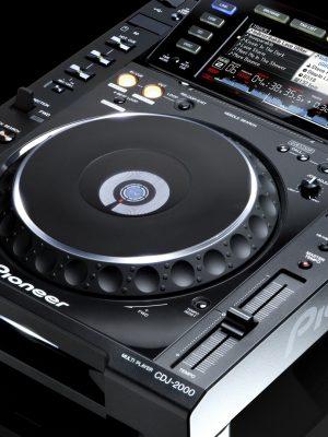 DJ-Udstyr